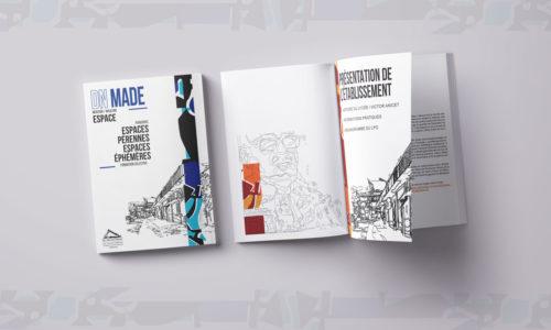 Livrets de l'étudiant DN MADe Graphisme & DN MADe Espace
